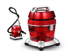 水过滤吸尘器工作原理及优缺点分析