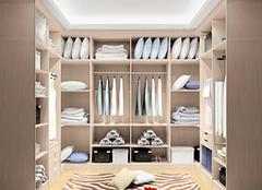 步入式衣柜设计注意事项及优缺点介绍