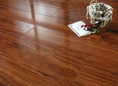 荣登地板品质及荣登地板工艺详细介绍