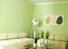 内墙漆颜色选择 让这个冬季绚丽起来