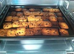 简单几步教您用烤箱烤饼干