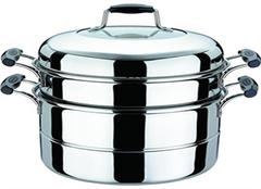 不锈钢蒸锅选购技巧 不锈钢蒸锅价格介绍