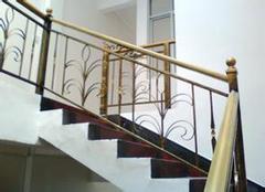 铁艺楼梯扶手选购注意事项及价格