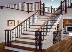 铁艺楼梯扶手安装步骤及优点详解
