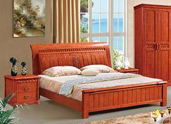 辨别橡木床质量方法 橡木床价格揭秘