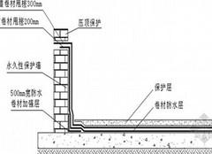 最全的地下室防水施工方案和施工计划