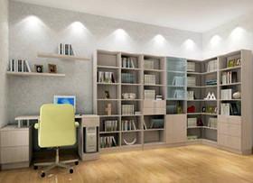 书房家具摆放原则 书房家具如何选购