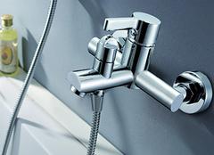 浴缸龙头的分类介绍 浴缸龙头怎么选购