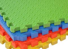 儿童地垫材质介绍及产品优势