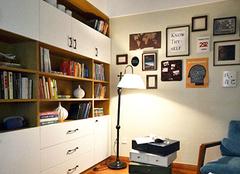 书柜如何设计 书柜设计注意事项