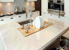 石英石橱柜台面辨别方法及优缺点介绍