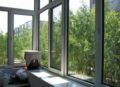 彩铝门窗类型介绍 彩铝门窗的规格讲解
