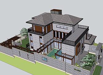 新中式别墅设计原则 新中式别墅介绍
