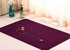 门口地垫材质介绍 浴室门口地垫保养