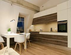 平顶斜顶阁楼装修要点和效果图欣赏