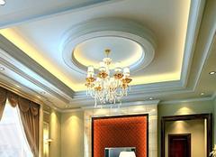 大厅吊灯安装方法及选购知识