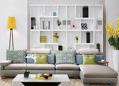 小户型沙发两大必备摆放方案