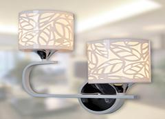 床头壁灯选购指南 床头壁灯安装高度指导