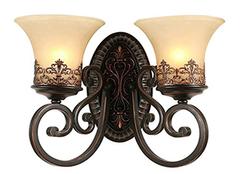 欧式壁灯安装高度是多少?选购欧式壁灯指南