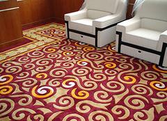 手工地毯清洗与保养知识