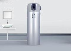 家居小常识:空气能热水器原理和保养方法介绍