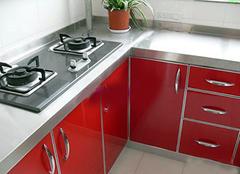 厨房不锈钢台面特点及选购技巧