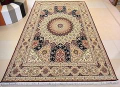 波斯地毯的特点 波斯地毯的清洗方法