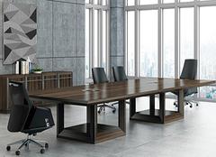 实木会议桌品牌好才能财源不断