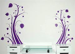 墙体手绘颜料的分类及其特性介绍