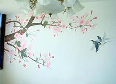 墙体手绘教程详细讲解