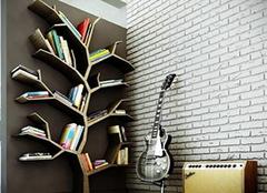 五款创意书架哪款是你最爱?