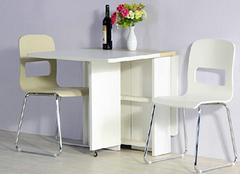 折叠式餐桌功能介绍及保养知识