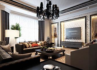 客厅电视墙五大设计技巧让家更温馨