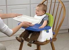 儿童餐椅选购不注意遇到意外能后悔?