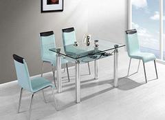 十年家具销售人员分享:钢化玻璃餐桌的优缺点