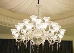 水晶灯选购注意事项 打造大气美观居室