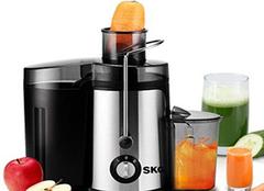 水果榨汁机五大选购方法 让你喝出营养