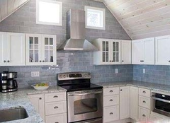 厨房墙砖这样搭配更省心 你搭配对了吗