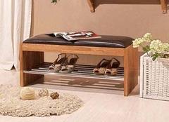 换鞋凳的清洁和保养 让家居生活更洁净