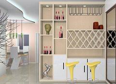 四种家用酒柜造型 你会如何选择