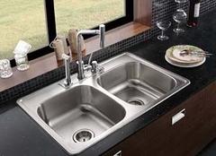水槽安装流程 跟着小编来安装