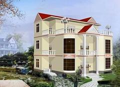 农村房屋设计四大原则 别致又高贵