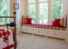 三种飘窗台面材料 让家居更显档次