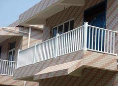 阳台防护栏没质量怎么行 安全第一很重要