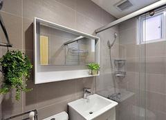 如何让玻璃浴室更加美轮美奂