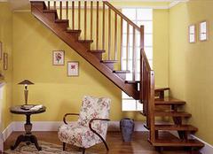 小户型阁楼楼梯设计方案