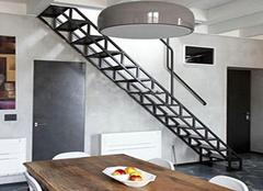 五款创意阁楼楼梯设计  你被惊艳到了吗