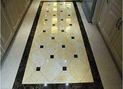 大理石地板砖保养攻略 光鲜亮丽每一天