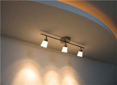 五款射灯安装效果图欣赏
