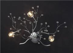 水晶壁灯选购及其安装方法介绍